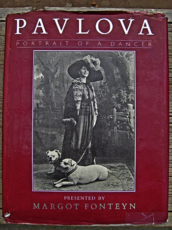Pavlova: Portrait of a Dancer book